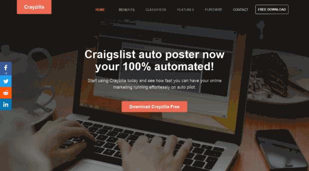 Craiglist Posting Softwares 2020