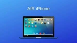 Air iPhone ios emulator for windows with app store