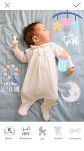 Baby Photo Editor - best free baby photo app