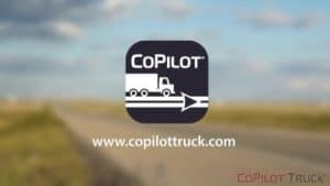 CoPilot Truck - apps for truck drivers 2020