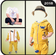 Cute Baby Boy Photo Editor - best baby photo app