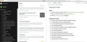 Evernote - best notetaking apps
