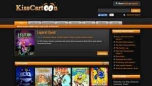 Kiss Cartoon - Best Websites To watch Cartoons Online