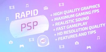 Rapid PSP Emulator - 3ds homebrew launcher apps