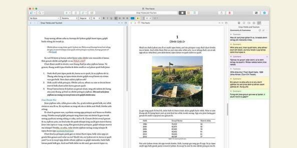 Scrivener - Best writer App