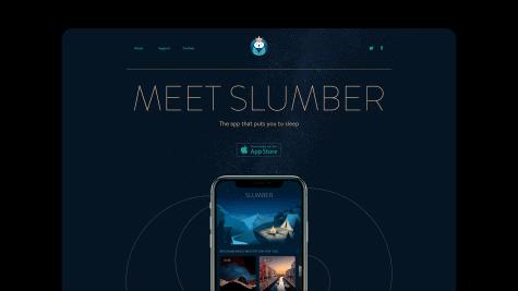 Slumber - best baby sleep apps android/iphone 2020