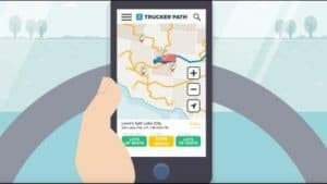 Trucker Path - best apps for truck drivers