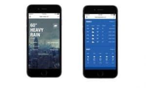 Weather Channel - best trucker apps