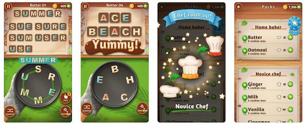 Word Cookies - top Word Game Apps