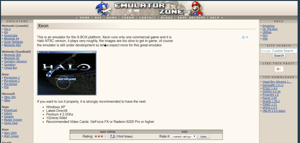 XEON Emulator - xbox one emulator for pc