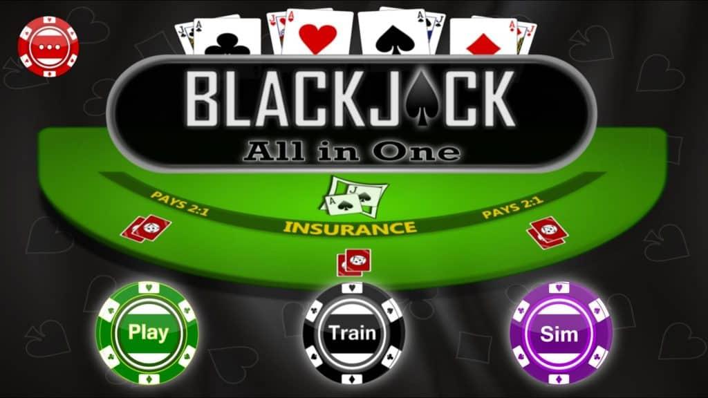 best free blackjack app