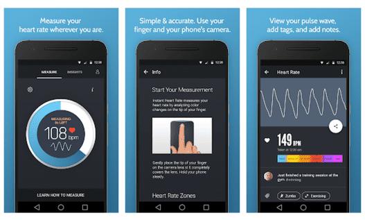heart beat rate app