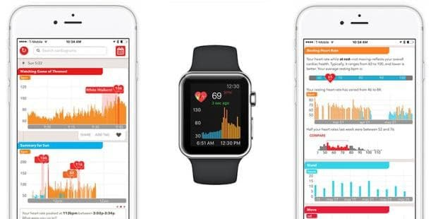 heart rate apps android