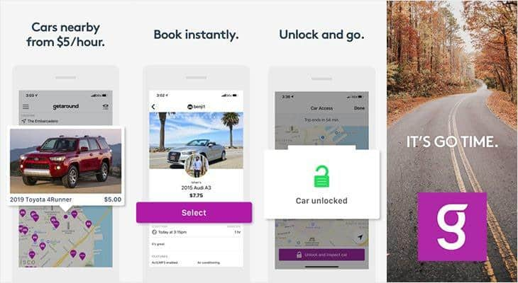 Best car rental apps