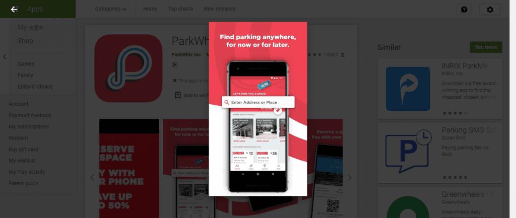 Best Parking Apps