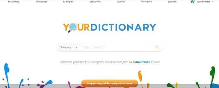 Your Dictionary-shakespeare translator