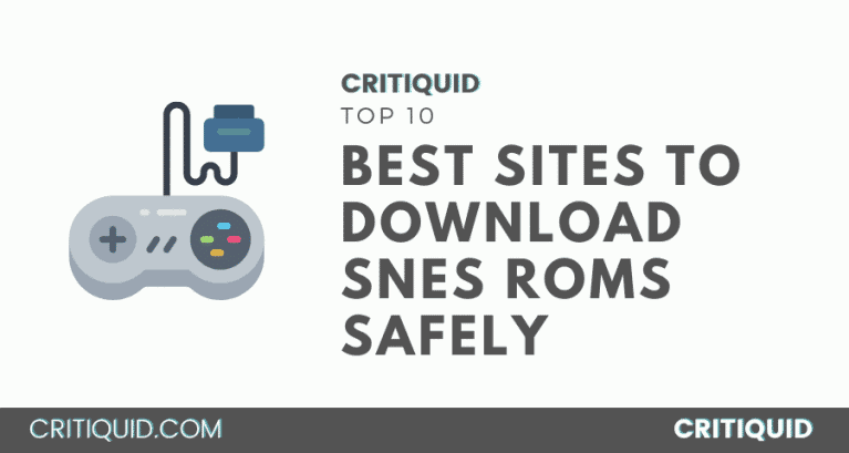 Best SNES Rom Sites