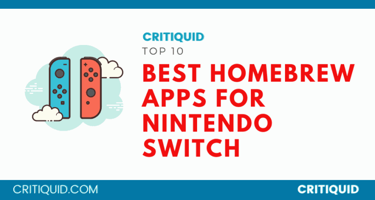 Homebrew apps for switch