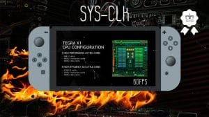 Sys-clk - homebrew apps for switch