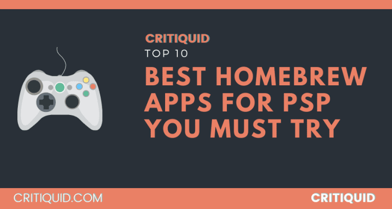 homebrew apps for psp
